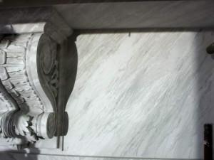 Finto marmo Basilica San Paolo Roma